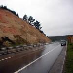 Carretera del Itata.