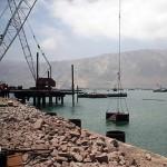 Puerto de Iquique.