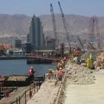 Puerto de Antofagasta.